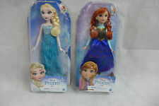 Disney Frozen Elsa & Anna Dolls Sisters by Hasbro New