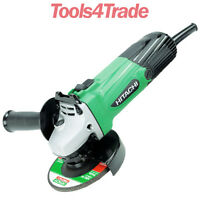 "Hitachi G12ST 115mm / 4.5"" Electric Angle Grinder 580W - 240V HIT-G12ST/230"