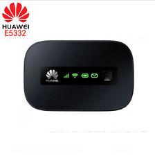 Huawei Unlocked E5332 3G Mobile Wifi WLAN-Router HSPA+ 21.6Mbps PK E5220 E5331