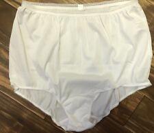 6be5867eaab1 New NOS Vtg SEARS Panties Gusset Pillow Tab White Panty Briefs Sz 9 NWOT (43