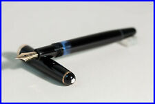 1960 MONTBLANC 344 Piston Filler with M flexible to BB 585 GOLD Nib  - Germany