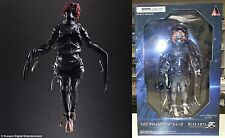 Metal Gear Solid V Play Arts Kai The 3rd Child Tretij Rebenok Enix Licensed New