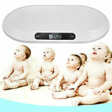 44lbs/20kg Baby Scale Smart Lcd Newborns/Infant Weighing 3 Modes Accurate Top Us