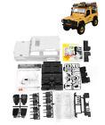 1/10 Hard Plastic Defender D90 Body Shell RC Crawler wheelbase 280mm RC4WD TF2