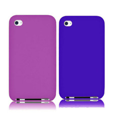 KOLAY Silicone Twin Cases for the iPod Touch 4G