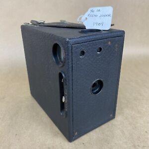 Kodak No. 1A Premo Junior 1909 Antique Box Camera - AS IS