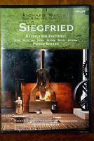 Wagner - Siegfried, Boulez, Festspiele  - DVD, As New