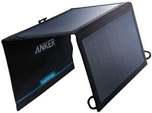 Anker PowerPort Solar Lite (15W 2-port USB solar charger) with Power IQ 15W