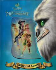 Disney Tinkerbell & the Legend of the Neverbreast: Lenticular Magical Story Book