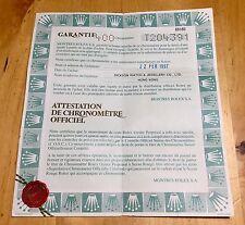 Rolex VINTAGE CERTIFICATO DI GARANZIA T204391 69160 Datejust Acciaio originale Rolex