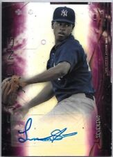 2014 Bowman Sterling Magenta Ref Refractor Luis Severino Rc Auto #85/99