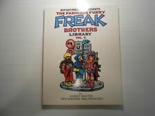 The Fabulous Furry Freak Brothers Library #4 (1988, Rip Off Press) 6.0 FN!! LOOK