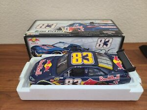 2007 #83 Brian Vickers Red Bull Racing COT 1/24 Action NASCAR Diecast