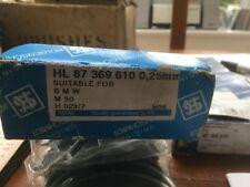 BMW -.25mm U/Size Main Bearings M57,2926cc TD6 Landrover .