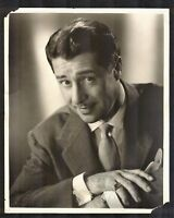 DON AMECHE Signed 8x10 Original Photo Trading Places, Cocoon Academy Award COA