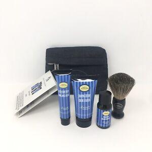 The Art of Shaving Men's Mini Starter Kit With Bag Lavender Essential Oil