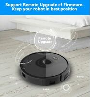 X6 Robot Vacuum Cleaner,Draw Cleaning Area, Hand Draw Virtual Blocker, Map new