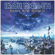 IRON MAIDEN BRAVE NEW WORLD CD NEW