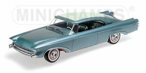 Minichamps Chrysler Norseman 1956 1:18 107143320