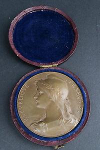 Bronzemedaille Frankreich 1897