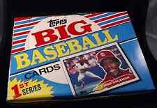 1989 Topps BIG Baseball Box Series 1 - Bonds, McGwire, Clemens