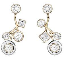 1e855d7a2 NIB$299 Atelier Swarovski by Peter Pilotto Arbol Pierced Earrings #5263490