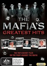The Mafia's Greatest Hits (DVD, 2014, 6-Disc Set)