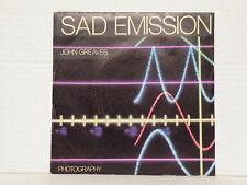 JOHN GREAVES Sad emission 6010580