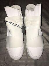 Adidas Y-3 By Yohji Yamamoto  Qasa White Shoes Size 10.5