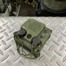 US Army HARRIS / RF-5983-SA001 Speaker assembly thales blackdiamond prc satcom