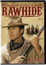 RAWHIDE - Intégrale Kiosque - DVD N°1 - Saison 1 - Episode 2 à 3