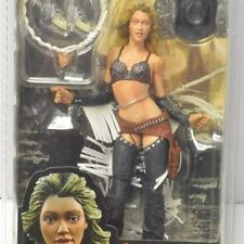 NECA Sin City Nancy Action Figure color version Jessica Alba 2005 NIP
