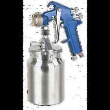Pulverizador de pistola de succión 1.6mm Consejo Profesional Body Shop Pulverizador de pistola de pintor