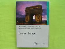 DVD NAVIGATION MERCEDES BENZ AUDIO 50 APS 2011 A B E GL M R VITO NTG 2.5 TÜRKIS