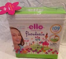 NIB! Ello Creation System Floradonia Building Set