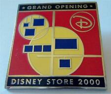 Grand Opening Disney Store 2000 Cast Exclusive D Logo Disney Pin