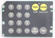 Dresser Wayne 883347-012 Kdc-Dtrsm-20k-Alb Keypad, Tested Working