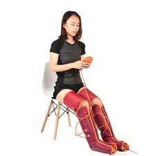 Air Compression Massager Arm Leg Massager Electric Circulation Wraps DE