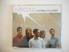 MAROON 5 : SHE WILL BE LOVED [ CD-MAXI ]