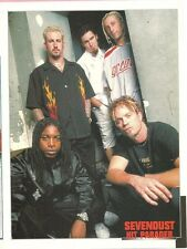 Sevendust, Full Page Pinup