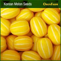 High Sugar Content Korean Melon Seed (50 seeds) Vegetable Seed 참외 au