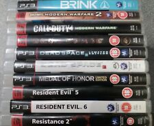 Playstation 3 FPS Game Bundle x10 - Preowned - Fast Dispacth