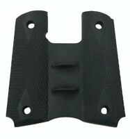 Colt Factory 1911, 1911A1 Black Rubber Wrap Around Grips
