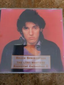 Bruce Springsteen The Lost Masters Essential Collection 2