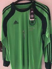 Original Adidas Manuel Neuer DFB Deutschland Torwart-Trikot WM 2014 Gr. L