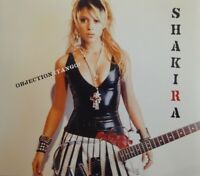 SHAKIRA :OBJECTION ( TANGO ) - ( ALBUM VERSION ) [ CD MAXI PROMO ]