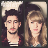 "Slow Club : Yeah So Vinyl 12"" Album (2017) ***NEW*** FREE Shipping, Save £s"