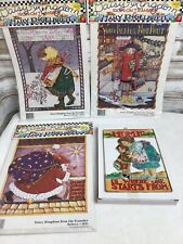Mary Engelbreit Mixed Lot Iron On Transfers Lot 3 New Vintage And Art catcher