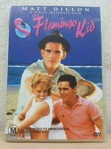 FLAMINGO KID DVD 1984 Comedy Movie - MATT DILLON - MOLLY McCARTHY - REGION 4