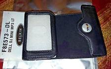 Belkin Dell f8e573 Case for Dell dj mini mp3 LT PLAYER  swivel belt clip LEATHER